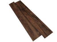 dry back vinyl flooring Dark oak